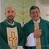 St. Bernadette Catholic Church 9:30AM mass, Welcome Fr. Roch, 9-8-2013