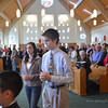 St. Bernadette Catholic Church, Holy Thursday, 4-17-2014