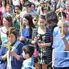 Palm Sunday at St. Bernadette in Fuquay Varina, NC, 4-13-2014