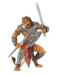 Papo Mutant Lion Man (38945 )