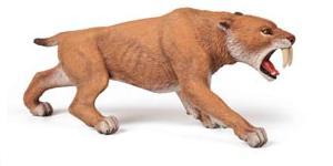 Papo Smildon - Saber Tooth Tiger (55022)
