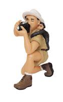 Papo Jungle Photographer - Retired (39232)