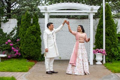 Dipen & Tanvi Sangeet 0021