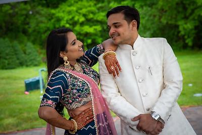 Dipen & Tanvi Vidhi 0046