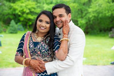 Dipen & Tanvi Vidhi 0007