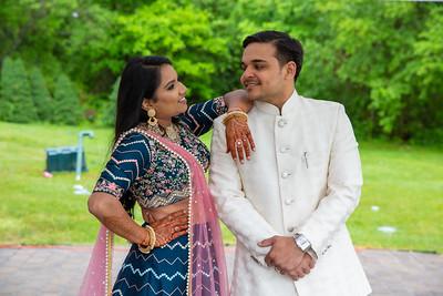 Dipen & Tanvi Vidhi 0045