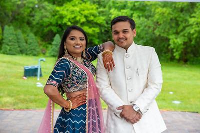 Dipen & Tanvi Vidhi 0044