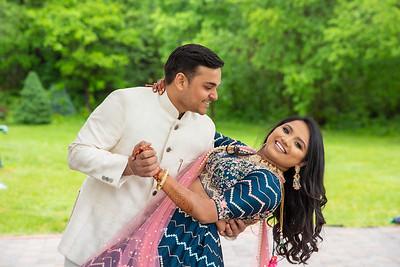 Dipen & Tanvi Vidhi 0011