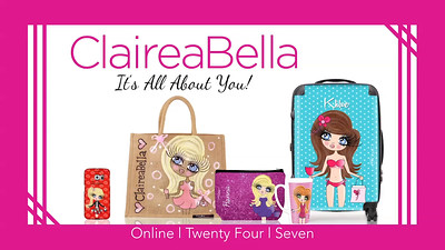 ClaireaBella 'It's all about you!' Animated TVC