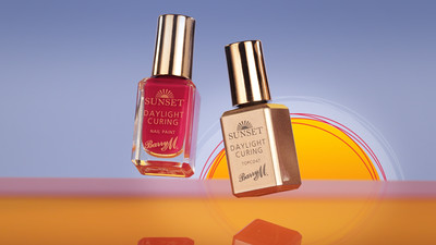 Barry M Cosmetics 4Music Sponsorship bumpers - 'SUNSET'