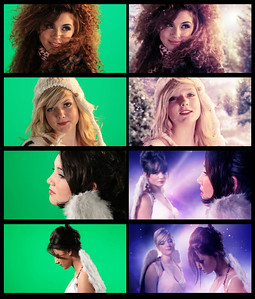 Greenscreen - Before & After  Cinematography: Dom Jones Visual effects: Nick Sneath Miniatures Photography: Nick Sneath