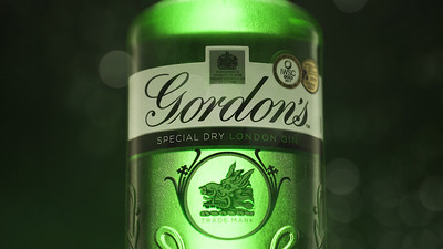 Gordon's Gin - 'Rain'