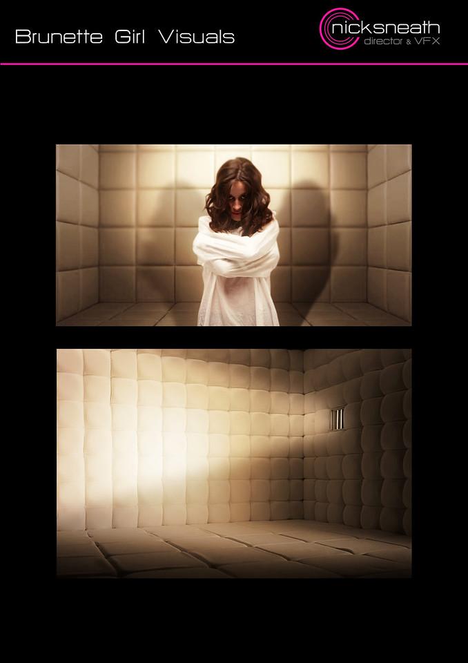 Music Video Treatment Visual