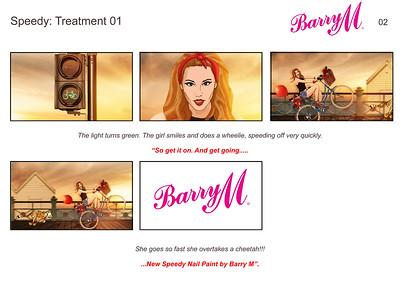 Barry M concept