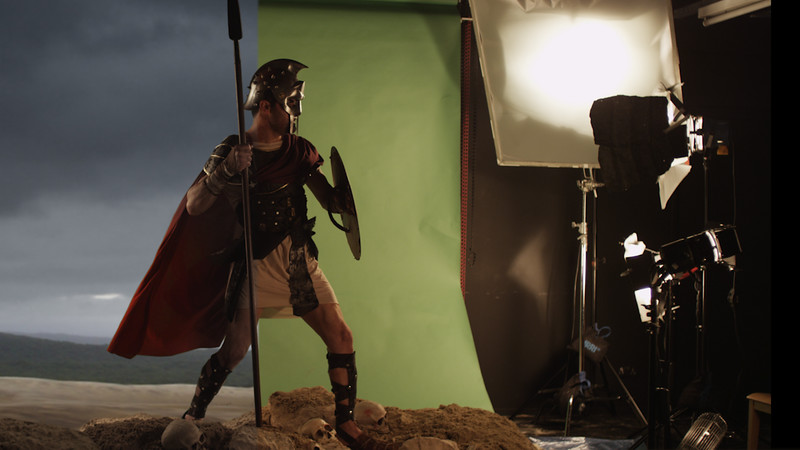 VFX Shot breakdowns