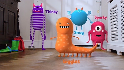 Mindful Monsters TVC