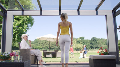 CROCODILE TVC 'Glass Verandas'