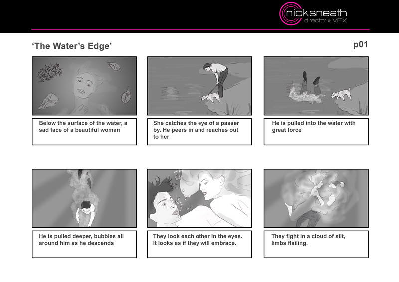 The Water's Edge Storyboard_01