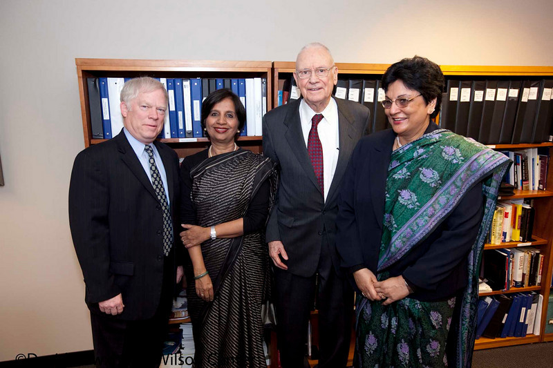 Two Democracies: Defining the Essence of our Partnership<br /> <br /> Speaker(s): Her Excellency Nirupama Rao