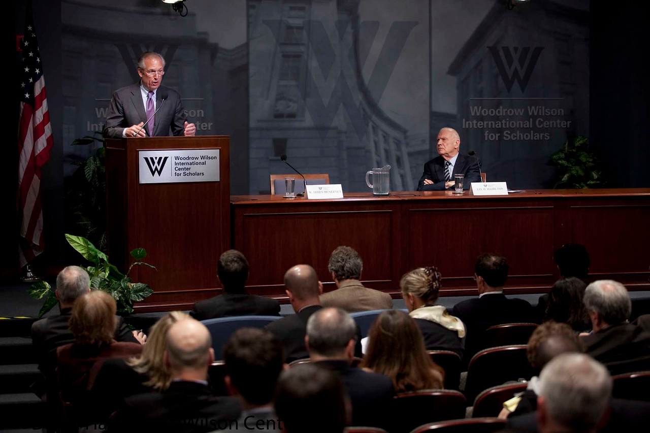 Renewing U.S. Competitiveness and Innovation in a Changing Global Economy<br /> <br /> Speaker: W. James McNerney, Jr
