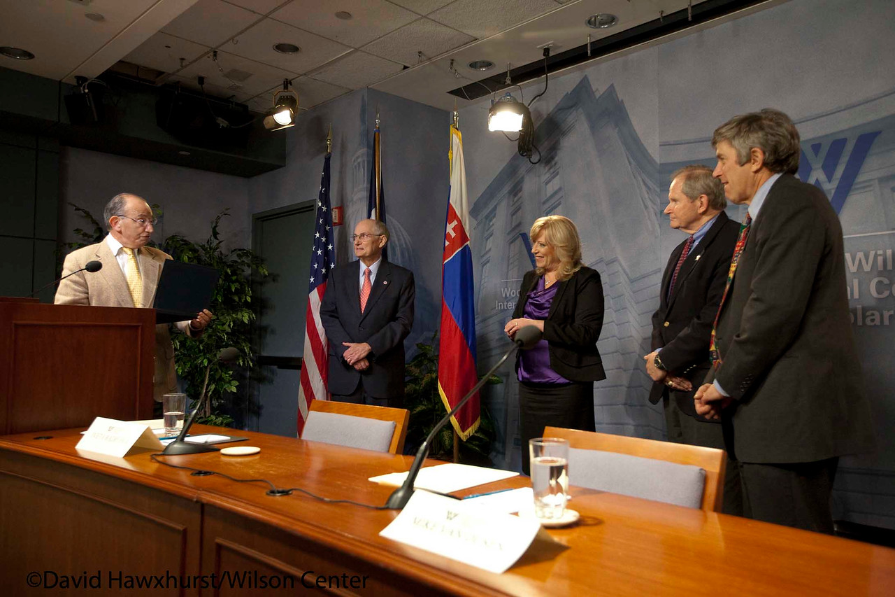 Annual Czech and Slovak Freedom Lecture: The New Slovak Government and U.S.-Slovak Relations<br /> <br /> Speaker(s): H.E. Iveta Radicova