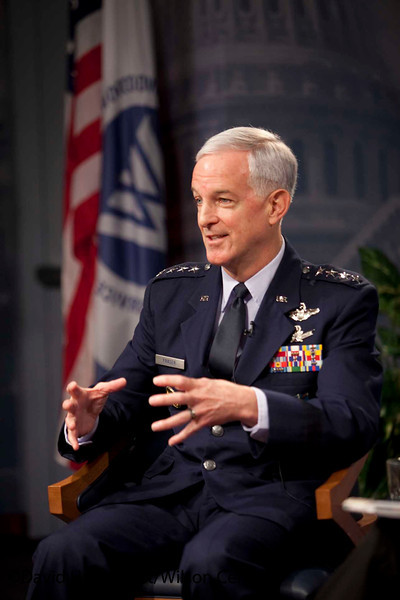 Countering Transnational Organized Crime and Improving Citizen Security in Central America: The View from U.S. Southern Command<br /> <br /> Speaker(s): General Douglas Fraser, Jane Harman