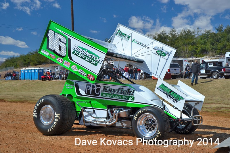 Lincoln Speedway 3-15-2014