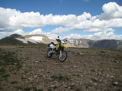 Colorado Dual Sport July 2009