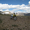 The DRZ at about 12,000 feet. This is on Mosquito Pass.