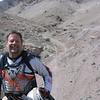 John Bauer enjoying a canyon on Sunday.