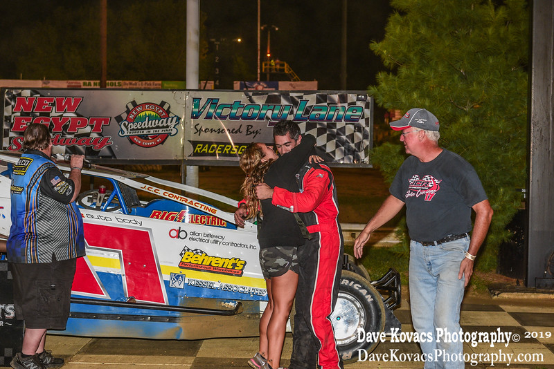 Modified Winner -  Mike Butler<br /> Sportsman - JOHN CRISCIONE<br /> Street Stock Winner - BRIAN SPENCER<br /> Mid-Atlantic Sprint Series Winner - <br /> TIM TANNER JR.
