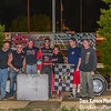 Modified Winner -  Mike Butler<br /> Sportsman - JOHN CRISCIONE<br /> Street Stock Winner - BRIAN SPENCER<br /> Mid-Atlantic Sprint Series Winner - <br /> TIM TANNER JR.