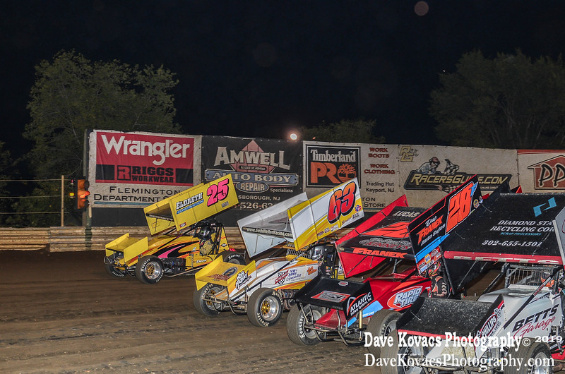 Dirty Jersey 6  8/20/19 @ New Egypt Speedway