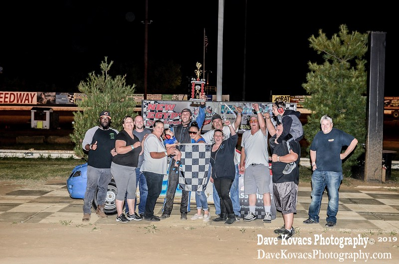 New Egypt Speedway Labor Day Double Dip
