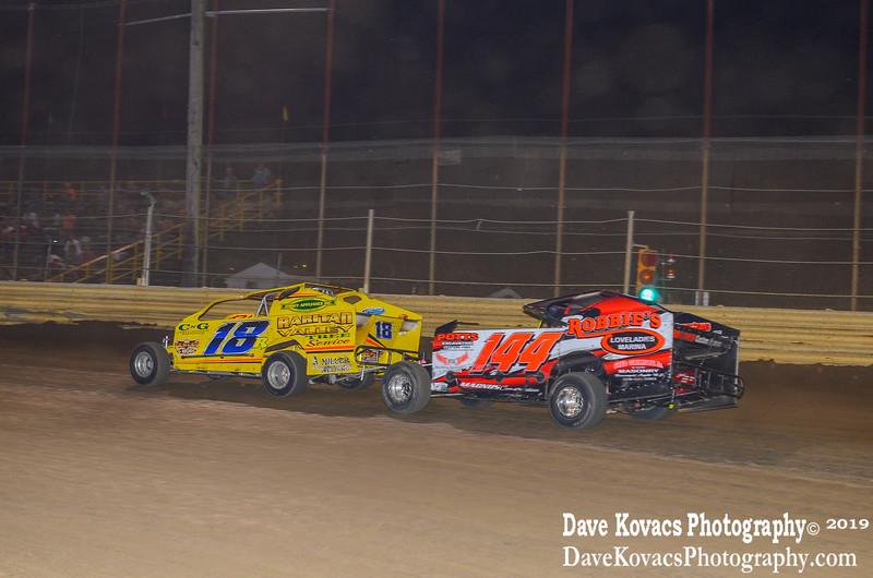 New Egypt Speedway  8/3/19