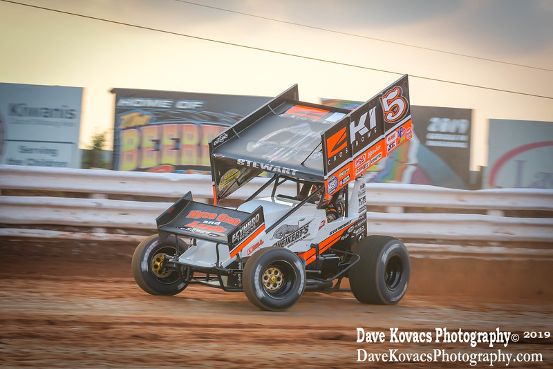 Saturday Pics, 5/18/19. Lance Dewease was the Winner
