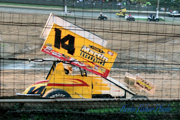 Grandview Speedway  6-22-14 :  PASS sprints and ARDC
