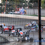dirt track racing image - Kevin Fisher's photo
