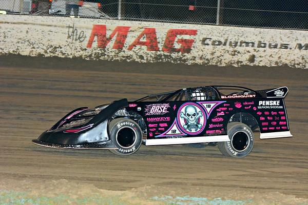 Magnolia Motor Speedway Columbus, MS