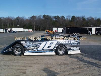 April 18, 2009 Redbud's Pit Shots Delaware International Speedway Season Opener