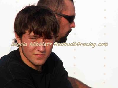 August 30, 2008 Redbud's Pit Shots Delaware International Speedway