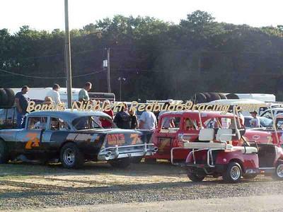 August 9, 2008 Redbud's Pit Shots Delaware International Speedway