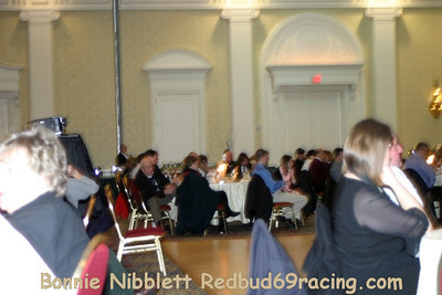 January 9, 2010 Redbud's Pit Shots Delaware International Speedway 2009 Banquet