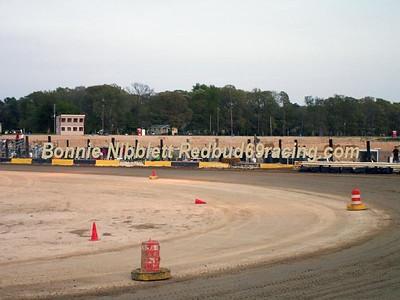 May 2, 2008 Delmarva Motorsports Park Redbud's Pit Shots