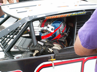 May 28, 2009 Redbud's Pit Shots WoOLMS at Delaware International Speedway