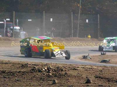 November 1, 2008 Redbud's Pit Shots Delaware International Speedway Champ Show
