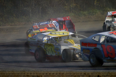 November 8, 2009 Redbud's Pit Shots Delaware International Speedway Champ Show day 2