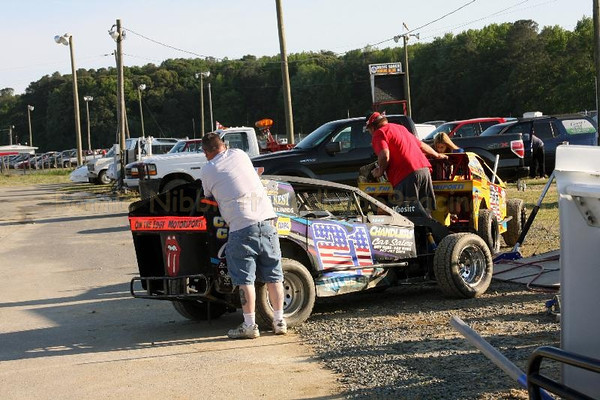 May 19, 2012 Redbud's Pit Shots Delaware International Speedway