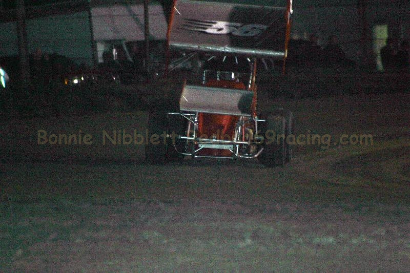October 1, 2011.....Redbud' Pit Shots Delaware International Speedway