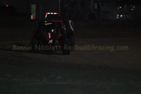 October 1, 2011 Redbud' Pit Shots Delaware International Speedway